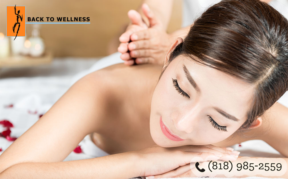 Back Massage in Studio City for the Relaxation You Need