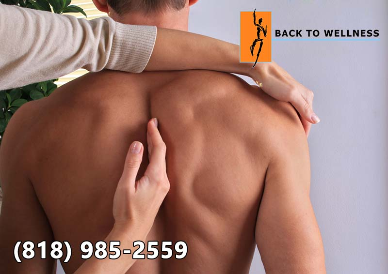 a Chiropractic Therapy in Studio City