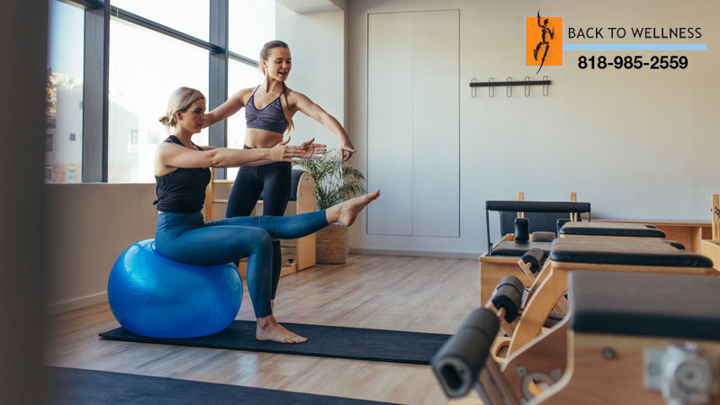 Give Pilates in Studio City a Try