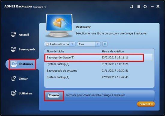 Comment cloner disque dur vers SSD Samsung sans cble