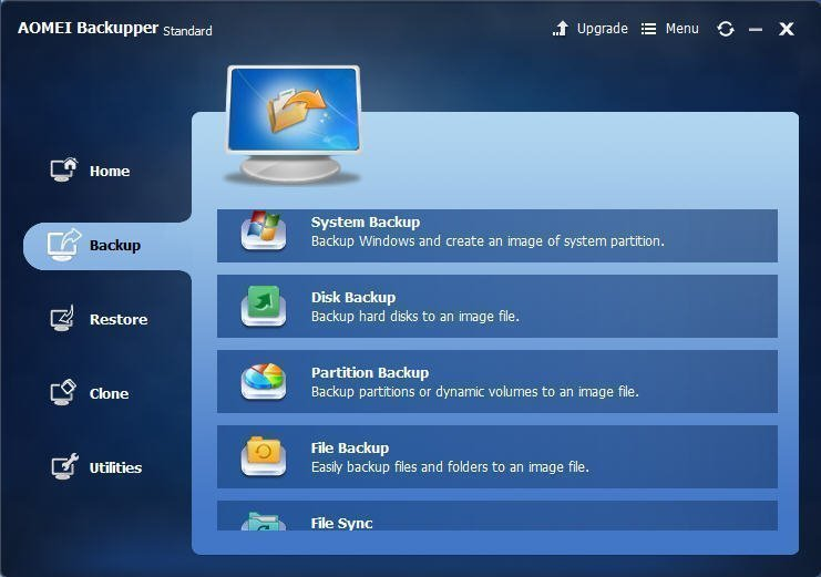 Best and Free Backup Software for Windows 7