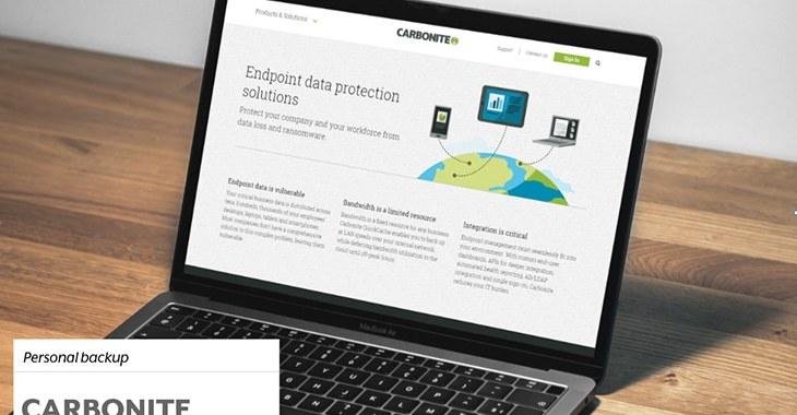 Carbonite basic backup review | backuppc