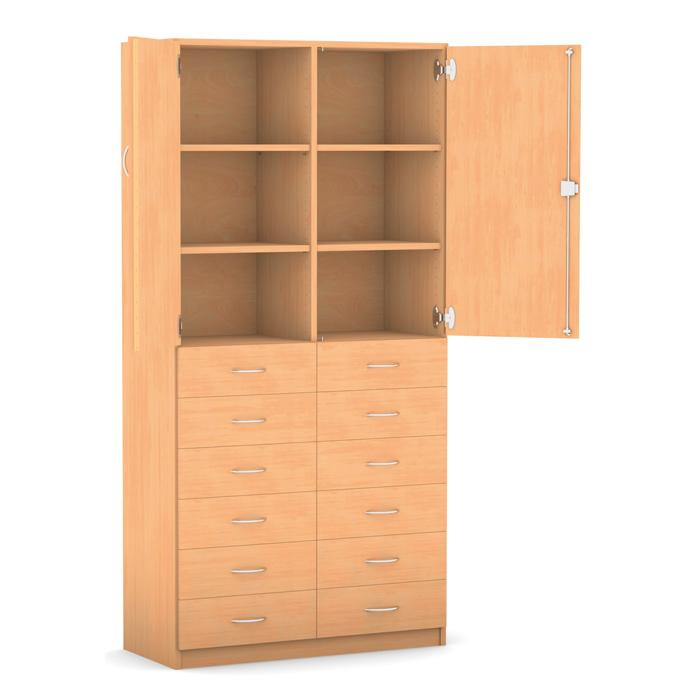 Flacher Schrank Cool Flache Kommode Perfect Flacher
