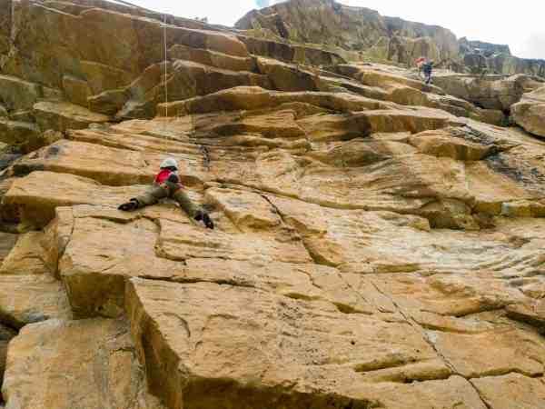 Rock Climbing Park