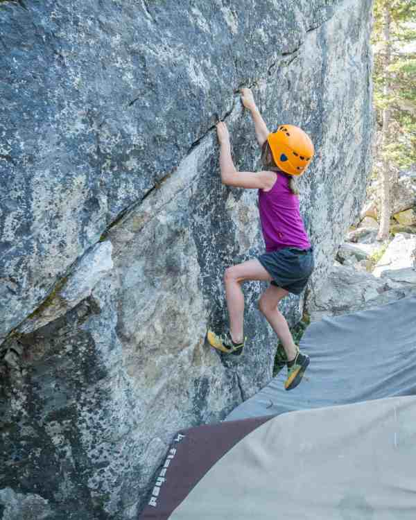 Ultimate Guide Bouldering With Kids Backwoods Mama