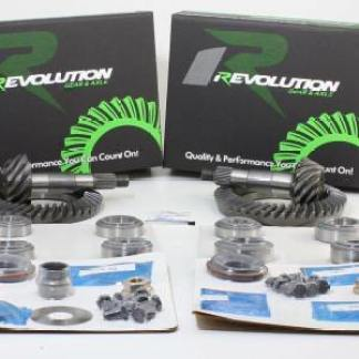Toyota V6 4.88 IFS Gear Pkg 90-95 Front and Rear (8/7.5) w/Koyo Master Kits Revolution Gear