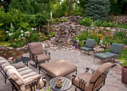 Outdoor Patio Ideas For Decorating Landscaping Lighting