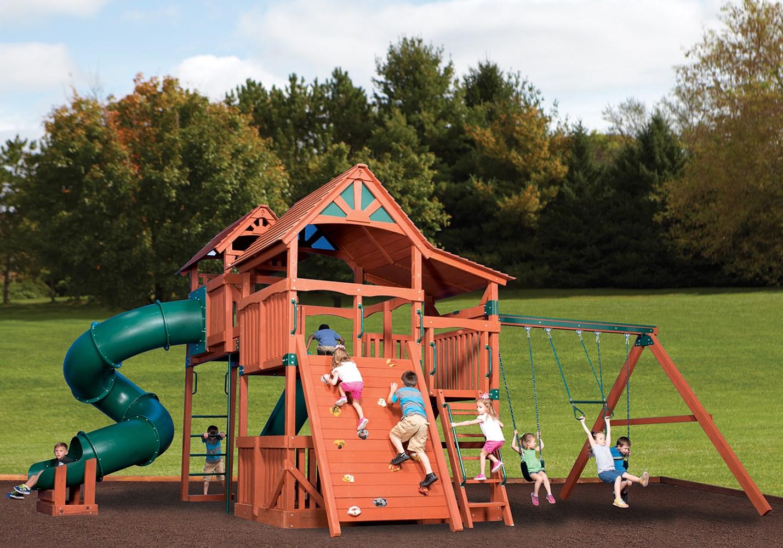backyard playsets backyard swing