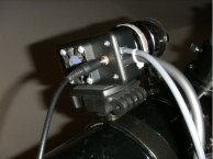 CCD Camera Mounting on Telescope