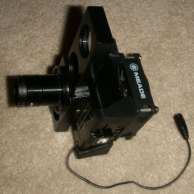 Meade DSI Pro with UV/IR filter, FLR lens, and fan