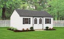 Amish Sheds - Pre Built Shed Garage Storage
