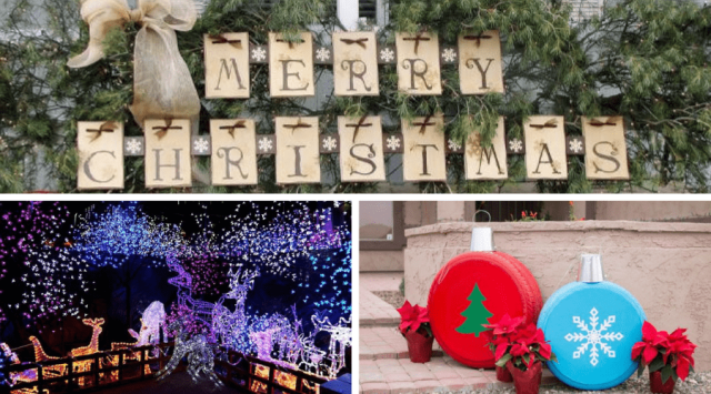 Featured Image BEST OUTDOOR CHRISTMAS DECORATION IDEAS