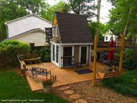 15 Backyard Shed Designs Ideas You Will Love