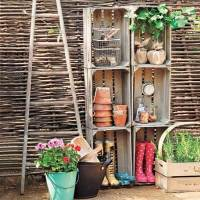 Creative Storage Ideas for Your Garden Shed Using Old Items