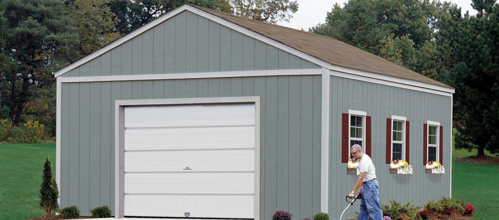 Sheds, Play Sets & Storage Buildings by Backyard Buildings