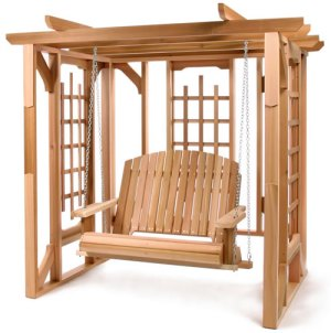 Pergola Porch Swing