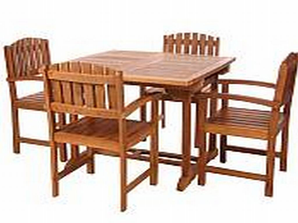 teak table and chairs garden modern waiting room butterfly extension set td72 20 click for larger view