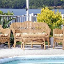 All Weather Wicker Outdoor Chairs White Farmhouse Table And Sahara Resin Furniture Set Cdi 001 S 4 Click To Enlarge