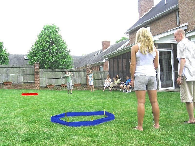 Outdoor Patio Games