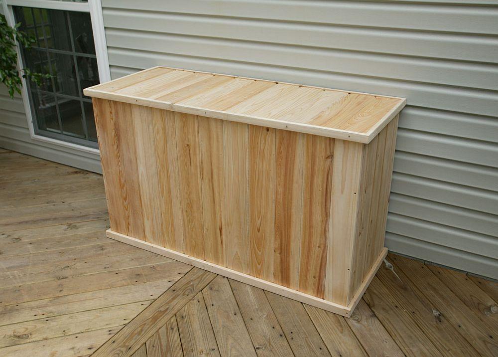 28 Simple Cedar Deck Boxes