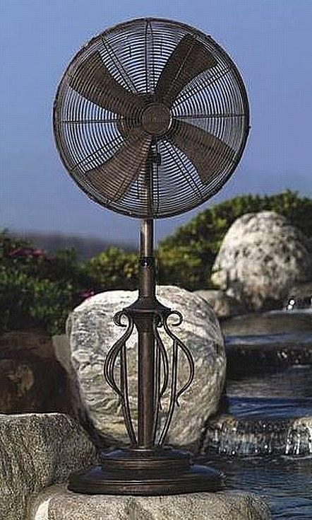 DecoBreeze Capri Outdoor Adjustable Fan  DBF0621