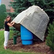 DekoRRa Rock Enclosure - Largest Rock