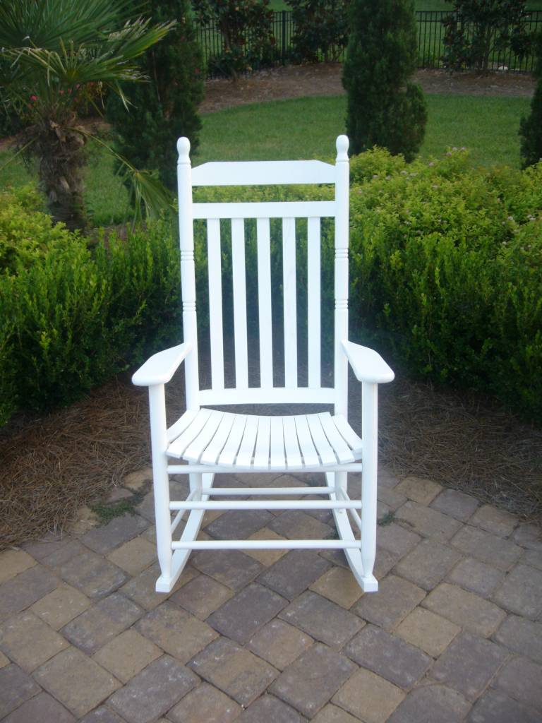 Slat Back Rocking Chair  410RTA