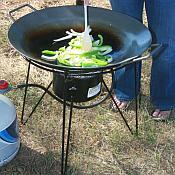 Mexico Disco Outdoor Cooker  080
