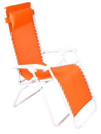 Beach Chairs: Canopy, Folding, Aluminum Beach Lounge