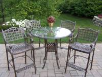 Easy Care Aluminum Patio Furniture