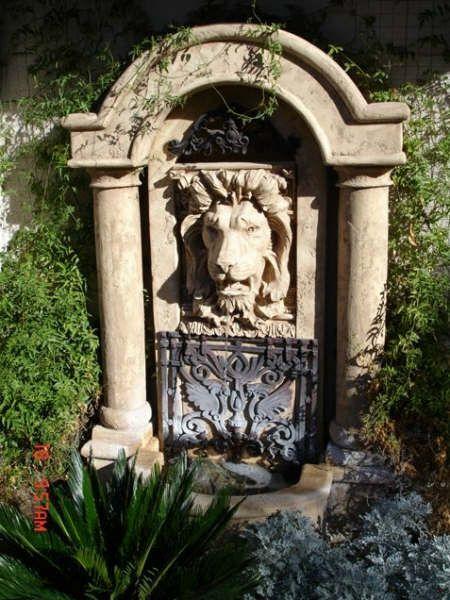 IndoorOutdoor Water Fountain  1000