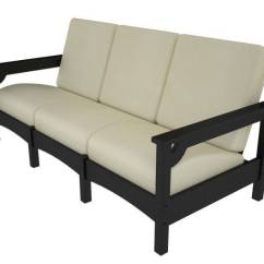 Molded Plastic Outdoor Sofa Century Sofas Review Coccolona Garden Benches From ...