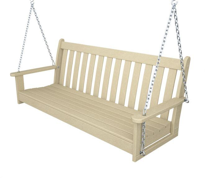 Vineyard 60in Porch Swing
