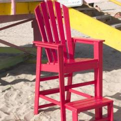 Polywood Rocking Chair Hanging Canada Life Guard Sbl30 South Beach Collection - Recycled Outdoor Furniture