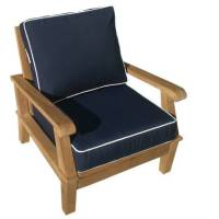 Miami Deep Seating Chairs with Ottoman and Side Table