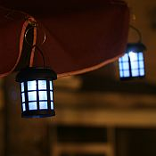 Umbrella Solar Lanterns