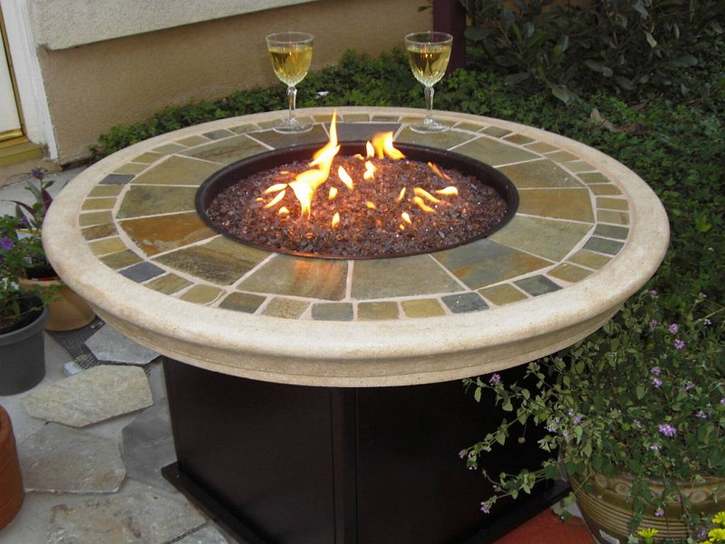 Catalina Fire TableFire Pit  FTGS81161