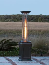 Outdoor Flame Heaters | Patio Heater Review
