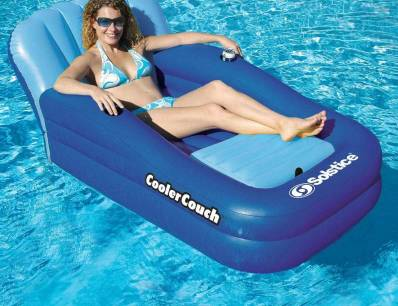 Couch Cooler Float
