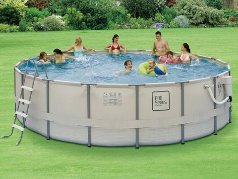 Opening your Above Ground Pools