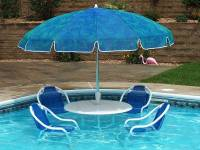 Pool Party Swimming Pool Patio Furniture - POOL-PARTY-SET