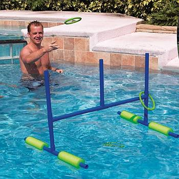 Pool Ring Toss Game