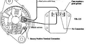 Wire splice location on ignition to field wire '87 GLHS