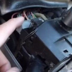 Fog Lights Wiring Diagram 1990 Jeep Wrangler Horn How To Replace Dodge Neon Headlight Switch (2000-2005) | Backyardmechanic