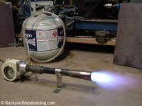 Homemade Propane Furnace - Homemade Ftempo