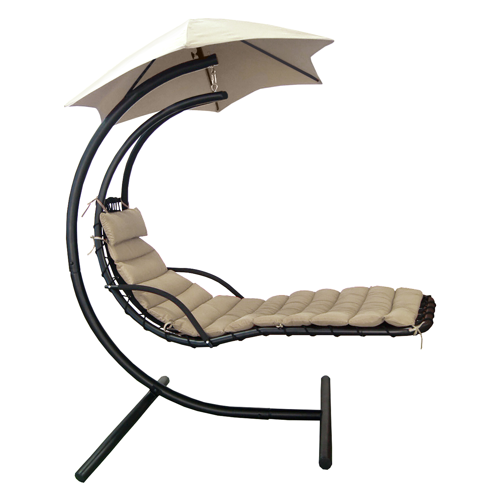hanging umbrella chair kids personalized chairs island retreat lounge w shade