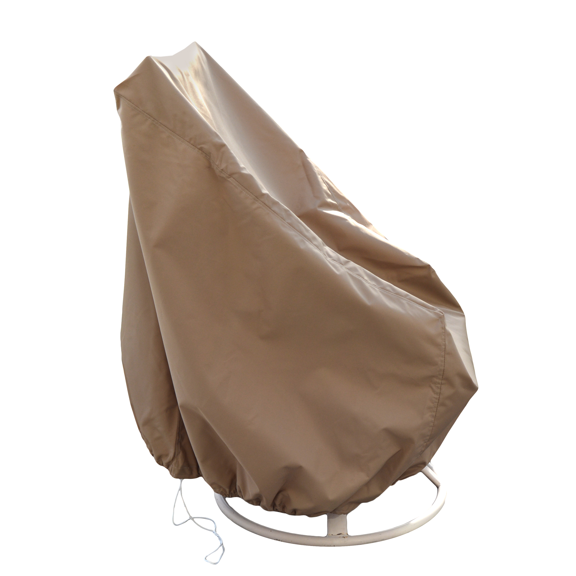 high back chair covers eames leather dining island umbrella all weather protective cover for