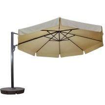 Island Umbrella Victoria 13-ft Octagonal Cantilever