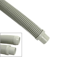 """Pool Cleaner Suction Hose 48"""" Light Grey"""