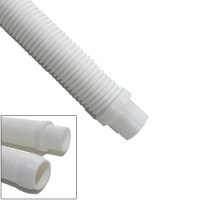 """Pool Cleaner Suction Hose 48"""" White"""
